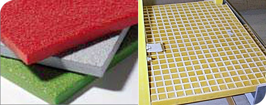Precisioneering DKG | Products - Grating: Resin Systems